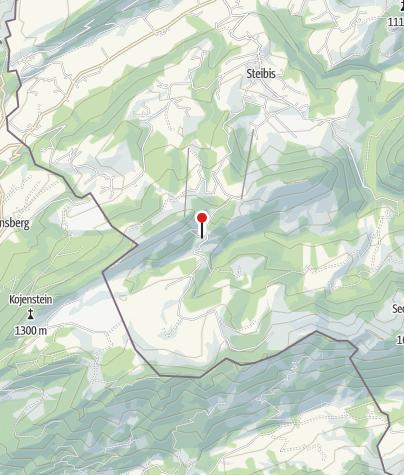 Map / Alpengasthof Hochbühl