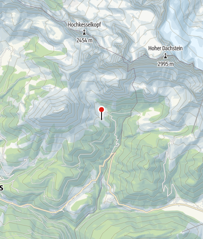 Karte / Bachlalm