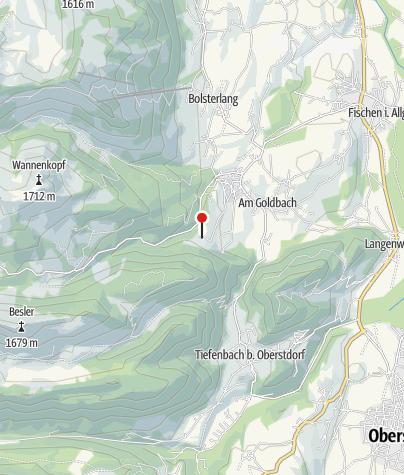 Map / Alpenwildpark Obermaiselstein