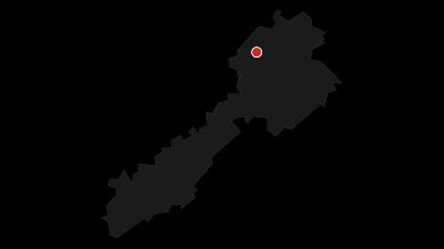 Karte / Saar-Hunsrück-Steig - 20. Etappe: Mörsdorf - Bell - Kastellaun