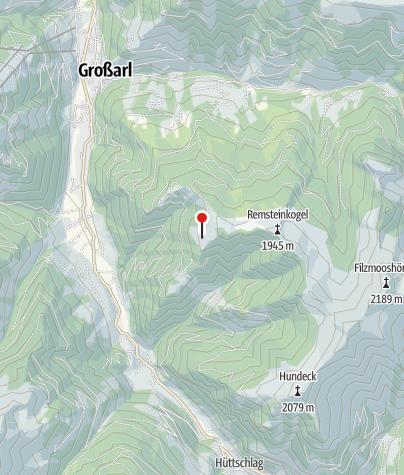 Karte / Bichlalm, 1.731 m