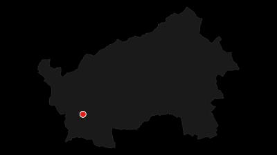 Karte / Wanderung - Rundgang von Lago di Levico - Naturalistischer Wanderweg