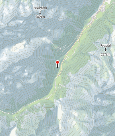 Mapa / Oberhausalm