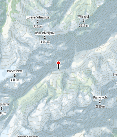 Karte / Alpein Alm