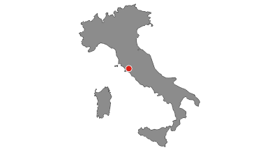 Map / From Manciano to Pitigliano: short path