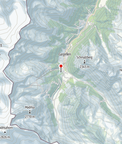 Karte / Gitzistee:
