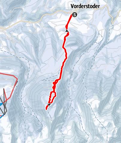 Karte / Wilde/Wildalmleiten, 1.917 m