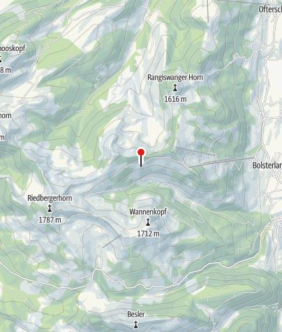Map / Alpe Hinteregg