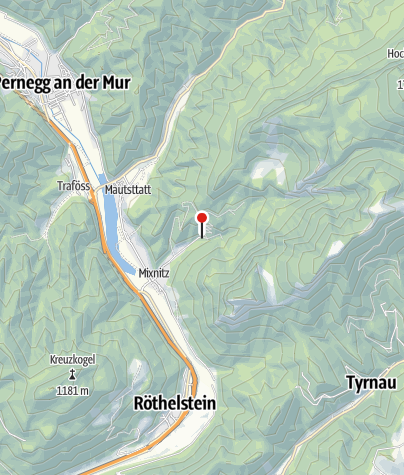 Karte / Jausenstation Grassauer