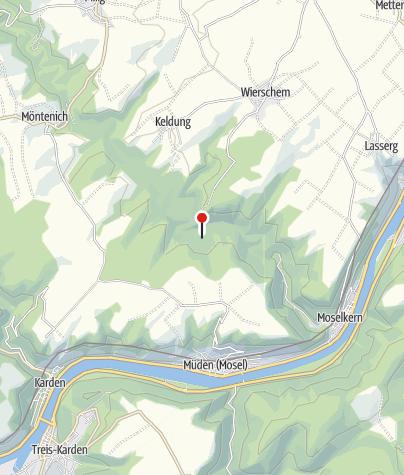 Karte / Burg Eltz