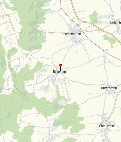 Karte / Pfarrkirche St. Georg