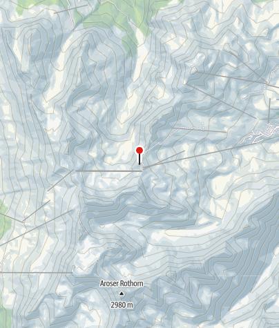 Map / Hörnli-Hütte