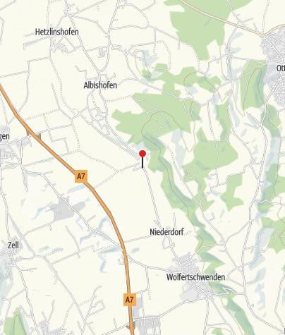 Karte / Zehntstadel Dietratried
