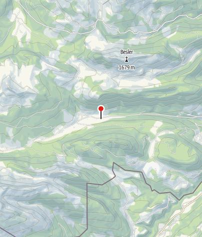 Map / Alpe Schattwald