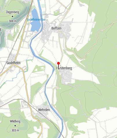 Karte / Porzellanmanufaktur FÜRSTENBERG