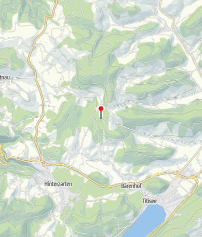 Karte / Wanderheim Berghäusle