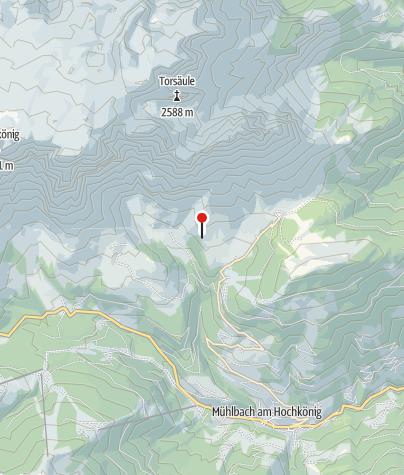 Karte / Windrauchegg Alm