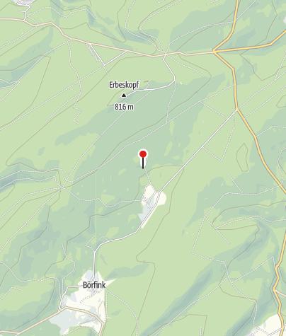Karte / NSG Riedbruch