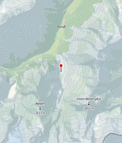 Karte / Bsuchalm