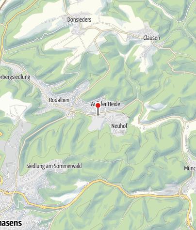 Map / Sport- und Freizeitanlage Im Schwallborn