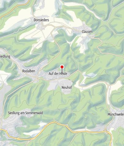 Map / Gaststätte Kaninchenzuchtverein P113