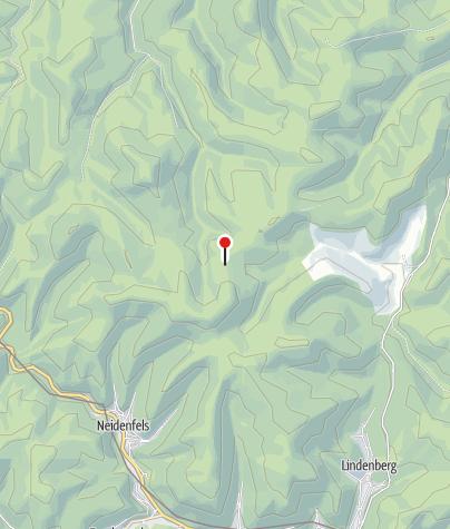 Karte / Waldhaus Lambertskreuz