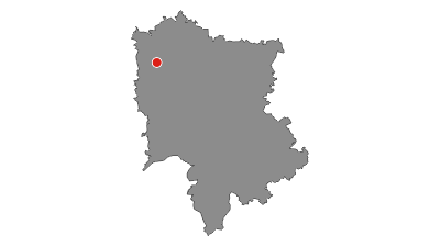 Karte / Elberadweg von Riesa bis Elster (Elbe)