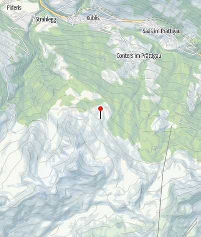 Map / Conterser Duranna