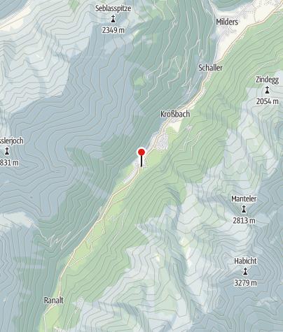 Karte / Volderauhof