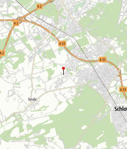 Karte / Kath. Kirche St. Heinrich Sende