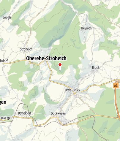 Map / Das vulkanische Erbe der Eifel