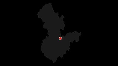 Carte / Das vulkanische Erbe der Eifel