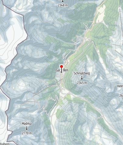 Karte / Valisera, Schambron