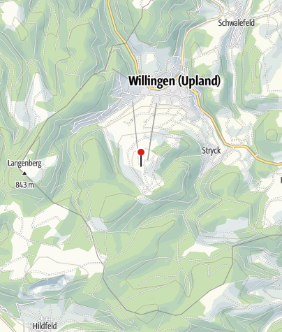 Karte / Ettelsberg