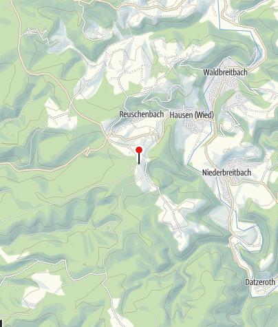 Karte / Malberg-Hütte