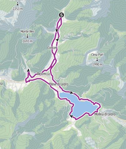 Mappa / Rondje Ledromeer