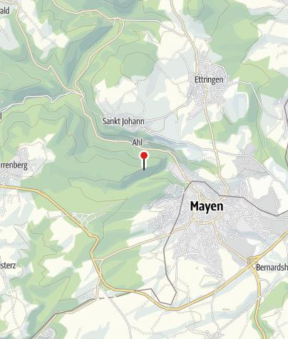 Karte / Luisenplatzhütte