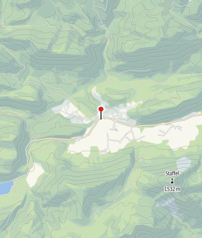 Karte / Gasthof zur Jachenau