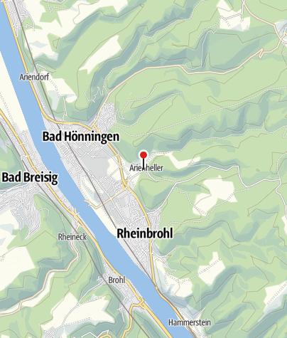 Map / Gut Arienheller