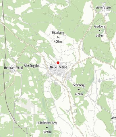 Kaart / Ehemaliges Kanonissenstift Neuenheerse