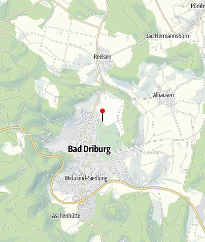 Karte / Driburg Therme