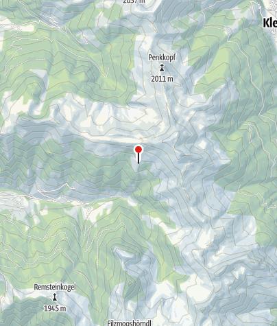 Karte / Ellmaualm, 1.794 m
