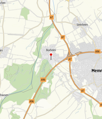 Karte / Landgasthof Weiherhaus