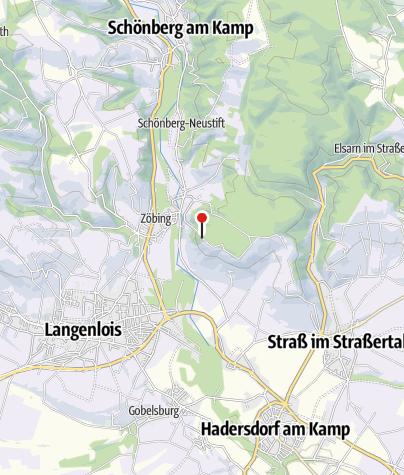 Karte / Kamptalwarte