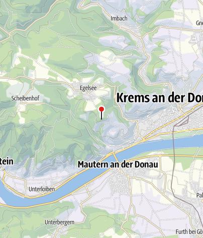 Karte / Donauwarte