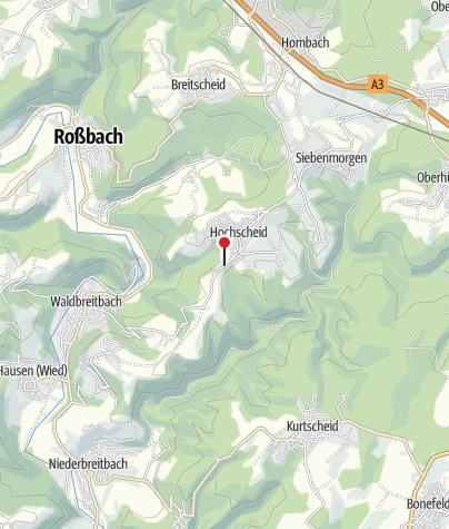 Karte / Paganetti's Gasthof