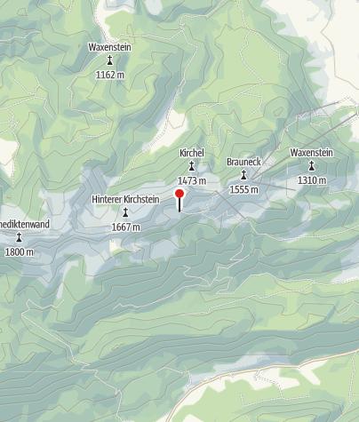 Karte / Stie-Alm