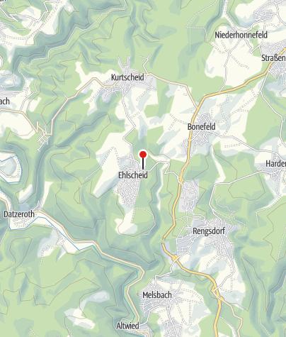 Map / Landhotel Westerwald