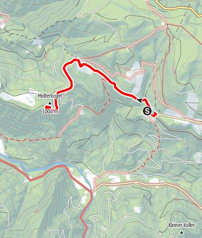 Karte / Gösing - Ochsenburg