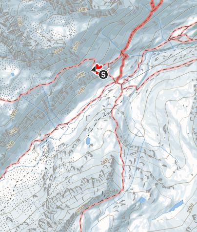 Carte / Edelweiß-Klettersteig